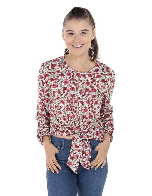 Blusa That s It con diseño floral e86b6c9e6f7c7