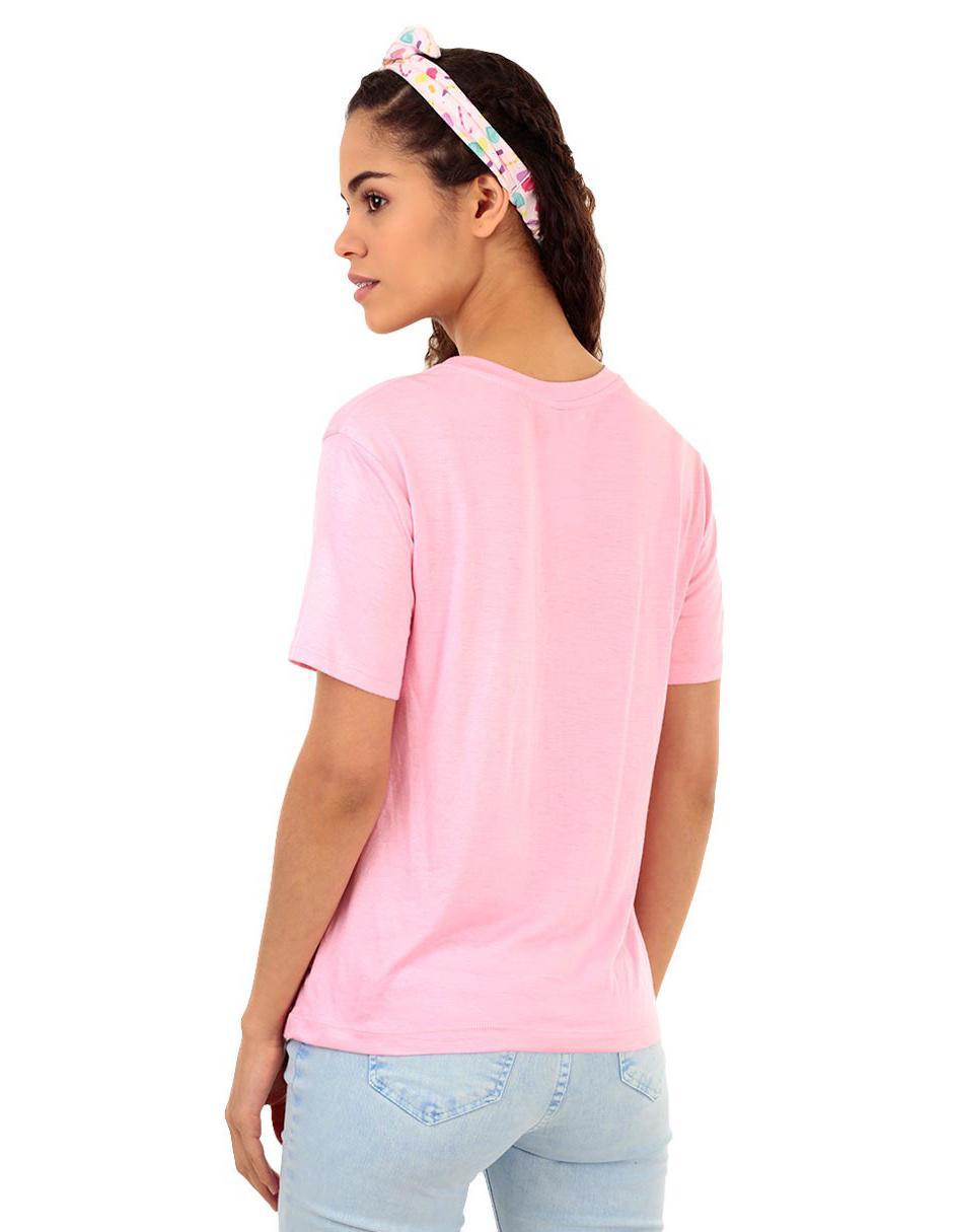 COMPARTE ESTE ARTÍCULO POR EMAIL. Playera That s It algodón rosa. Código de  producto  1069910200 5fc014e69ecaa