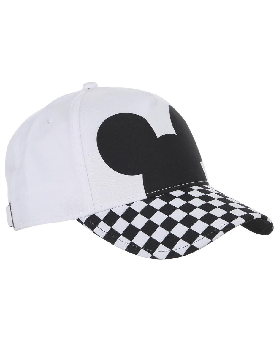 Gorra drill Vans Disney Mickey Mouse blanca 5fb5af401f1