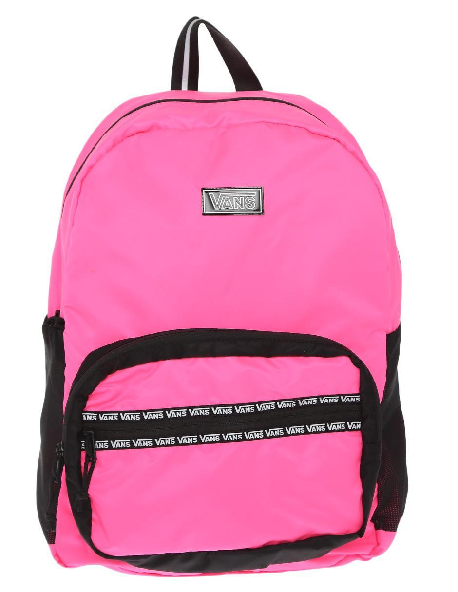 vans mochilas rosa